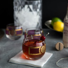 Cranberry Manhattan // eatboutique.com